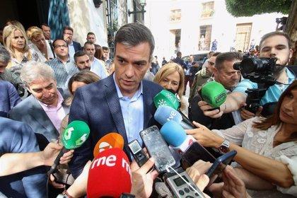 Sánchez condena el caso de violencia de género en Pontevedra y pide a las mujeres que sufren esta lacra que denuncien