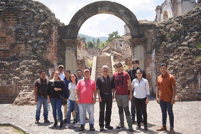 Jaén.- Investigadores de la UJA realizan actividades de reconstrucción virtual 3