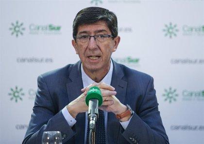 """Marín garantiza que la Junta atenderá necesidades de andaluces aunque el Gobierno """"no pague"""" los 1.350 millones"""