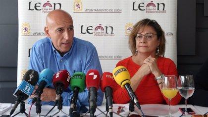 Diez critica la falta de ideas del PP la pasada legislatura y la baja ejecución del plan Edusi León Norte