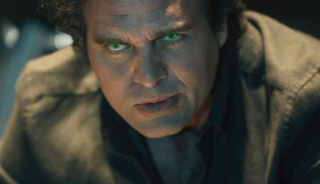 Mark Ruffalo como Bruce Banner en 'Vengadores'
