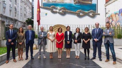 """Toma posesión el nuevo equipo de Políticas Sociales e ICASS, """"referente para el sector"""""""