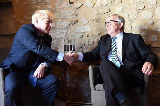 Brexit.- La UE insta a Johnson a presentar propuestas nuevas y viables si quiere