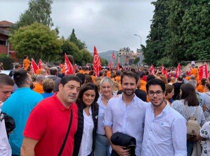 """El PP dice que la decisión de Vesuvius de cerrar la planta en Langreo """"no tiene justificación posible"""""""