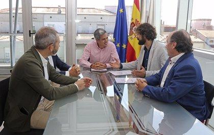 Gobierno y Club Rotario intensificarán su colaboración en proyectos culturales para jóvenes