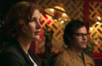 Jessica Chastain comparte un divertido vídeo tras las cámaras de IT: Capítulo 2