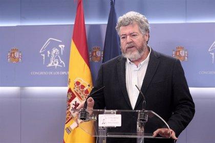 Equo traslada al Rey que todo apunta a elecciones porque Sánchez no quiere un Gobierno de coalición