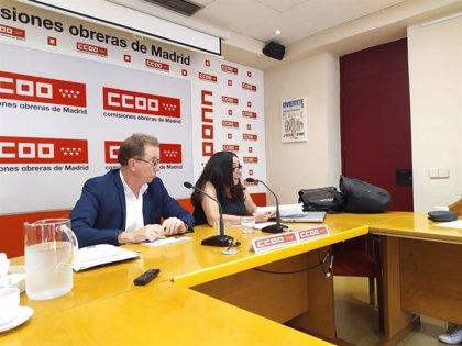CCOO reivindica la gratuidad del comedor, de los libros y de las actividades extraescolares