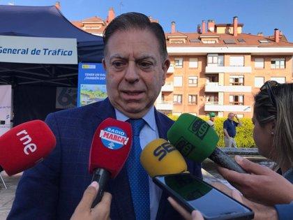 """Canteli (PP) apuesta por un túnel en la falda del Naranco por ser """"el mejor trazado"""" para la Ronda Norte"""