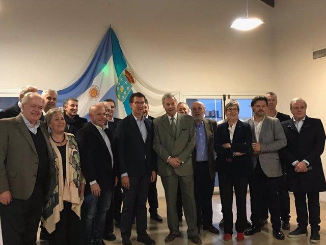 Pesca.- Pesqueras gallegas piden a Feijóo que medie para lograr ampliar uno de l