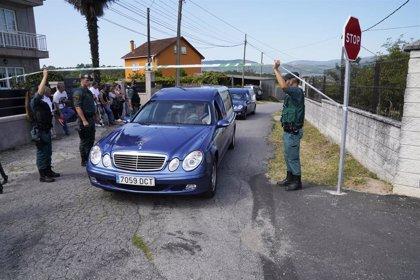 Los hijos de la mujer asesinada el Valga (Pontevedra) se quedarán con un familiar directo