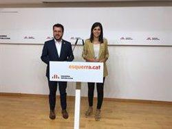 Aragonès responsabilitza Sánchez i Iglesias de