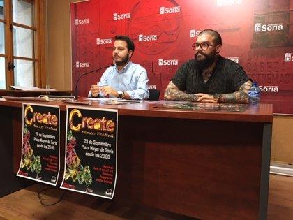 El 'Create Dance Festival' aglutinará en Soria la danza y el baile en sus distintas variedades