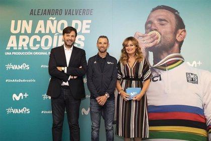 """Alejandro Valverde superó un """"estado depresivo"""" tras volver a correr en 2012"""