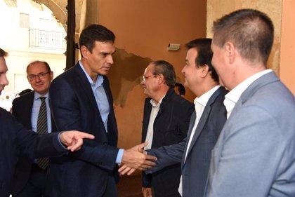 """Sánchez contesta a Rivera que no hay """"ningún obstáculo real"""" que impida a PP y Ciudadanos abstenerse"""
