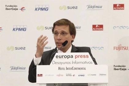 Líderes del PP arroparán mañana a Almeida en el Desayuno Informativo de Europa Press
