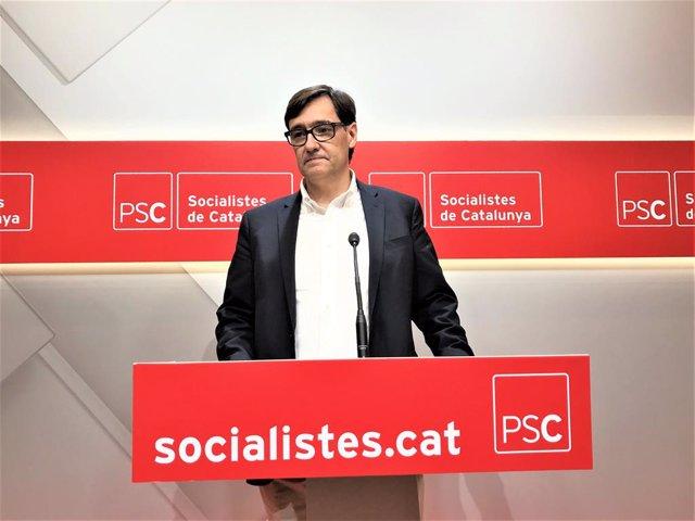 Salvador Illa (PSC)