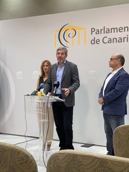 """CC niega un """"agujero económico"""" y aclara que Parlamento y Consejo Asesor estaban a favor de superar la regla de gasto"""