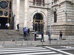 La Fiscalia eleva l'acusació de la 'manada de Manresa' a agressió sexual (EUROPA PRESS - Archivo)