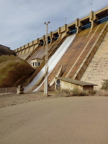 Declarado el escenario 0 en la presa de Santomera, según CHS