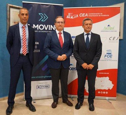 S-Moving invita a las empresas andaluzas a consolidar un ecosistema innovador en torno a la movilidad inteligente