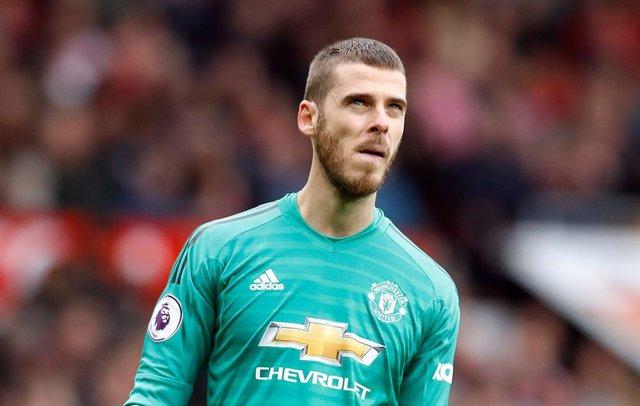 Fútbol.- David de Gea renueva su contrato con el Manchester United hasta 2023