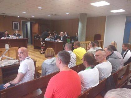 Los supuestos cabecillas de la red acusada de introducir heroína en Galicia niegan los hechos
