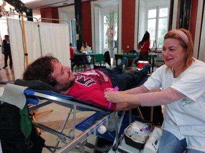 El Centro de Transfusión de Huelva organiza este martes y miércoles una nueva macrocolecta de sangre tras el verano