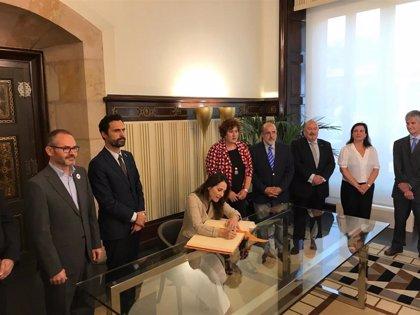 Los parlamentos catalán y vasco apuestan por el diálogo como solución al conflicto político