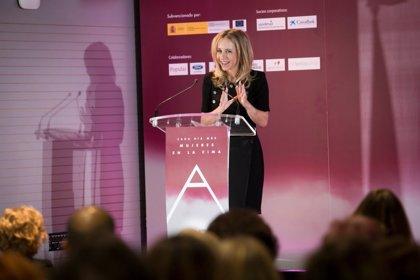 La presidenta de Microsoft España o la fundadora de BBES, entre las galardonadas en los premios FEDEPE 2019