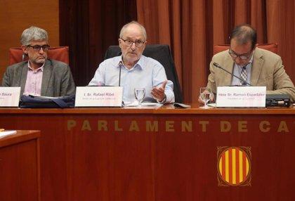 """Rafael Ribó dice que fue un """"error"""" aceptar el viaje con investigados en el 3%"""