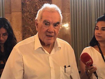 """Maragall cree que Catalunya """"sorprenderá"""" y que sociedad e instituciones reconectarán"""