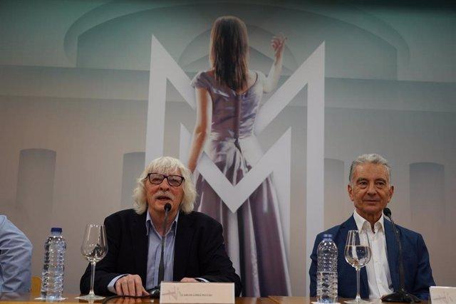 """VÍDEO: Les Luthiers regresan a España con 'Viejos Hazmerreíres': """"Es mucho mejor"""