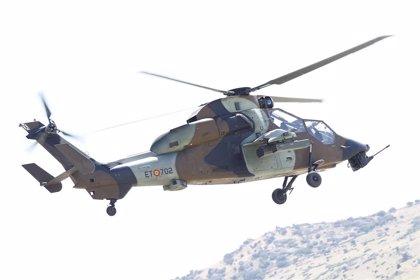 Unidad de helicópteros del Ejército de Tierra lidera el batallón multinacional en el ejercicio 'BACCARAT19' en Francia