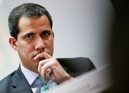 """Guaidó califica de """"irresponsable"""" el acuerdo de diálogo entre el Gobierno y partidos minoritarios"""
