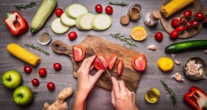 Identifican nuevos beneficios de la dieta vegana