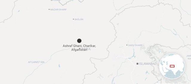 Al menos 24 muertos por un atentado cerca de un acto electoral del presidente af