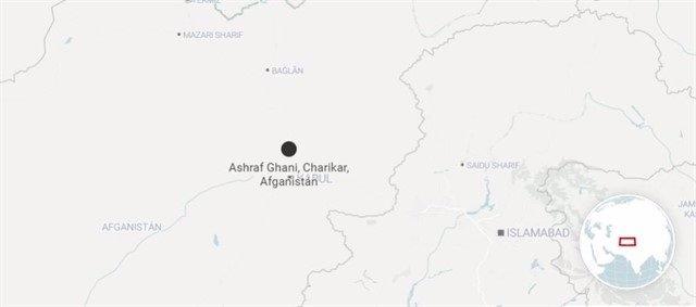 Al menos 24 personas han muerto por la explosión de una bomba en las inmediaciones de un acto electoral al que asistía el presidente de Afganistán, Ashraf Ghani, en la ciudad de Charikar.
