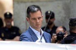 Urdangarín podrà sortir de la presó per fer voluntariat (EUROPA PRESS - Archivo)