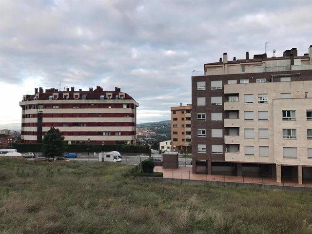 Viviendas en Oviedo.