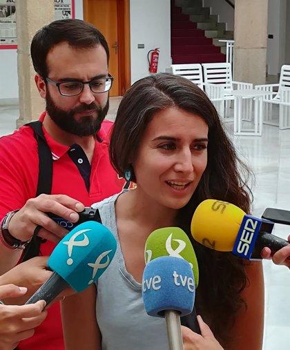 """Unidas por Extremadura votará en contra de eliminar el límite de mandatos porque cree que se quiere """"perpetuar"""" a Vara"""