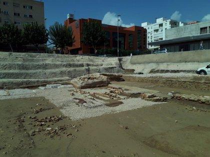 Los arqueólogos confirman que el yacimiento de San Esteban está en buen estado tras las lluvias