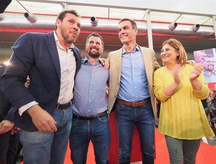 """Puente pide a Teresa López que tome """"la decisión más beneficiosa"""" para el partido y recuerda que ya pidió su dimisión"""
