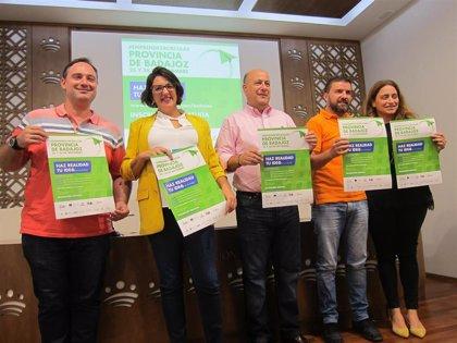 Un concurso repartirá 9.000 euros en premios para proyectos de economía verde y circular en la provincia de Badajoz