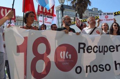 """Educación rechaza negociar el horario lectivo por la """"inestabilidad"""" del Gobierno central y la """"deuda"""" con Galicia"""