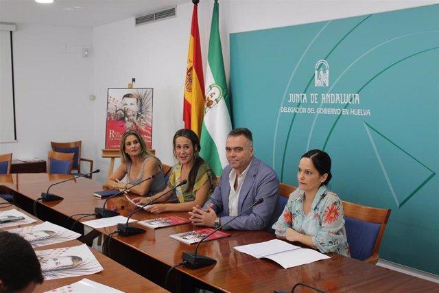 [Grupohuelva] Nota Y Fotos Junta (Presentación Feria De La Palma)