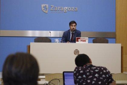 """El PSOE acusa al PP-Cs de """"someter"""" a la ciudad a tres meses de parálisis con la """"excusa"""" de la auditoría"""