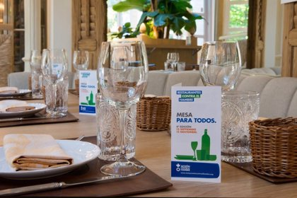 ElPozo Alimentación renueva su colaboración con la campaña 'Restaurantes contra el Hambre'