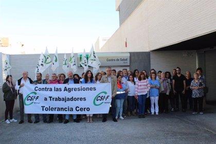 """CSIF-A apremia a la Junta a """"seguir negociando"""" el nuevo Plan de prevención de agresiones a profesionales sanitarios"""
