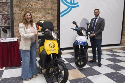 Irene García resalta el compromiso medioambiental de la Diputación con la aplicación Mobility
